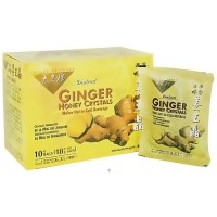 Prince of Peace Instant Ginger Honey Crystals - 10 bags
