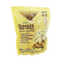Prince of Peace Instant Ginger Honey Crystal Packets - 30 ea