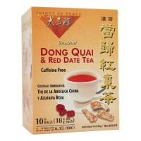 Prince Of Peace Instant Dong Quai And Red Date Tea - 10 Bags