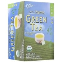 Prince of Peace 100% Organic Green Tea - 20 bags