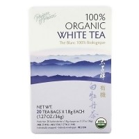 Prince of Peace 100% organic premium peony White Tea - 20 bags