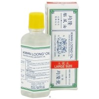 Prince of Peace Kwan Loong Oil pain relieving aromatic oil - 1 oz