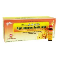 Prince Of Peace Red Ginseng Royal Jelly - 30 Ea