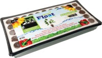 Hydrofarm Products start smart float grow tray with plugs - 21x11wx2.5 inch, 12 ea