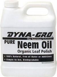 Hydrofarm Products dyna-gro pure neem oil - 8 ounce, 12 ea