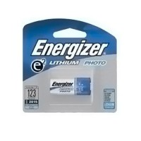 Energizer advanced photo lithium 3 volt battery EL123APBP - 1 ea