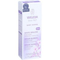 Weleda face cream baby derma white mallow - 1.7 oz