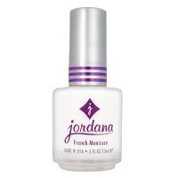Jordana nail polish white pearl - 6 ea