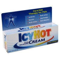 Icy hot extra strength pain relieving cream - 3 ea