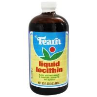 Fearn liquid lecithin- 32 oz