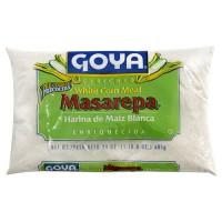 Goya masarepa harina de maiz blanca - 24 oz