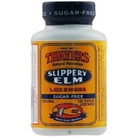 Thayers Slippery Elm Natural Remedies Lozenges, Sugar Free - 100 ea