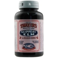 Thayers Slippery Elm Throat Lozenges, Natural cherry flavor - 150 ea