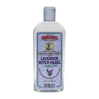 Thayers Witch Hazel Alcohol-Free Toner With Aloe Vera, Lavender - 12 oz