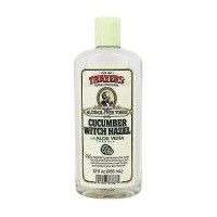 Thayers Alcohol-free Rose Petal Witch Hazel with Aloe Vera  - 12 oz