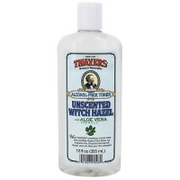 Thayers Unscented Witch Hazel with aloe vera formula toner - 12 oz
