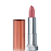 Maybelline color sensational inti-matte nudes lipstick, brown blush - 2 ea