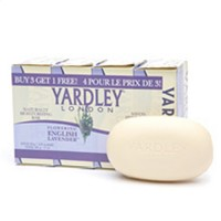 Yardley London savon moisturizing bar, English lavender - 4.25 oz