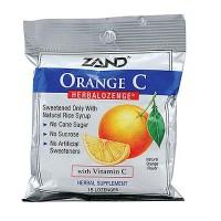 Zand Orange C herbalozenge with vitamin c - 15 ea, 12 pack