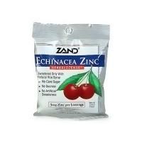 Zand echinacea zinc herbolozenge, Cherry flavour - 15 ea, 12 pack
