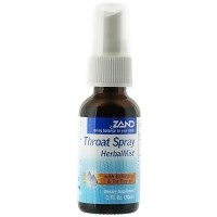 Zand Herbal Mist Throat Spray liquid - 1 oz