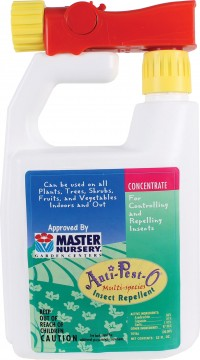 Antipesto, Inc - Mn multi-species insect repellent ready to spray - 32 ounce, 6 ea