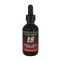 Bricker labs b-12 blast, raspberry - 2 oz