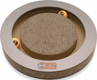 K&H Pet Products Llc kitty tippy round cardboard toy - 15 inch, 3 ea
