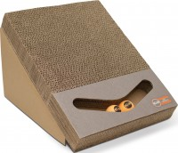K&H Pet Products Llc creative kitty scratch ramp and track - 15x12x10, 6 ea