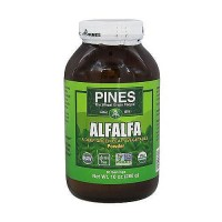 Pines Wheat Grass People 280 gm Alfalfa Powder - 10 oz