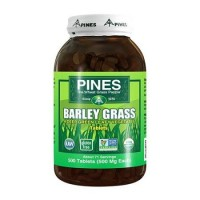 Pines Barley Grass 500 mg tablets - 500 ea