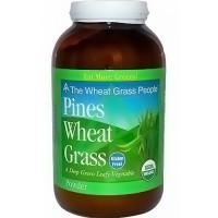 Pines Wheat Grass 100% Pure Green Energy Powder - 24 oz