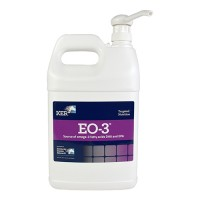Kentucky Equine Research eo 3 omega-3 supplement for horses - 1 gallon, 4 ea