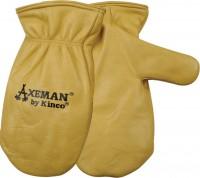 Kinco International axeman lined leather mitt - medium, 72 ea