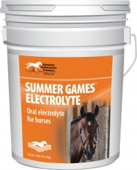 Kentucky Performance Prod summer games electrolyte supplement for horses - 40 pound, 1 ea