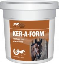 Kentucky Performance Prod ker-a form coat & hoof supplement for horses - 3 pound, 8 ea