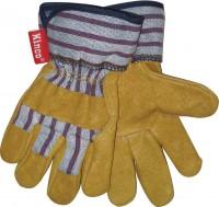 Kinco International grain pigskin palm glove - child, 6 ea