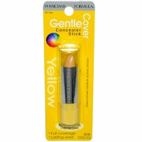 Gentle cover stick concealer yellow 837 - 2 ea
