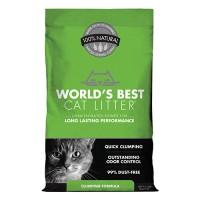 Worlds Best Cat Litter worlds best cat litter clumping formula - 14 pound, 3 ea