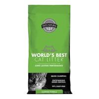 Worlds Best Cat Litter worlds best cat litter clumping formula - 28 pound, 1 ea
