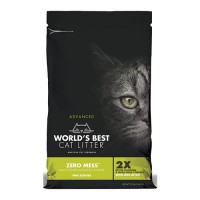 Worlds Best Cat Litter worlds best cat litter zero mess pine scent - 12 pound, 3 ea
