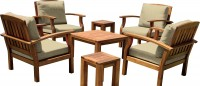 Landmann Usa buckingham chat furniture set - 1 ea