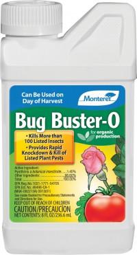 Monterey P monterey bug buster-o concentrate - 8 ounce, 6 ea