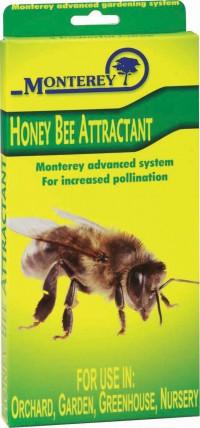 Monterey P monterey honey bee attractant - 3 pack, 12 ea