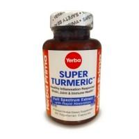 Yerba prima super turmeric vegetarian capsules - 60 ea