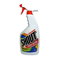 Shout Liquid Laundry Stain Remover and Trigger - 22 Oz / Can, 12 Cans