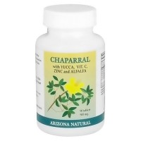 Arizona Natural Chaparral Complex 500 mg Tablets - 90 ea