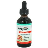 Quantum Health Super Lysine Plus Immune System Liquid Extract - 2 oz