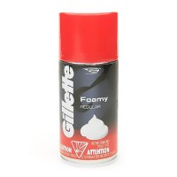 Gillette foamy shaving cream regular - 11 Oz