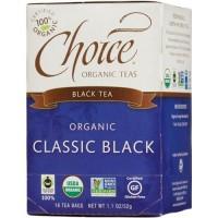 Choice organic classic black tea - 16 ea, 6 pack